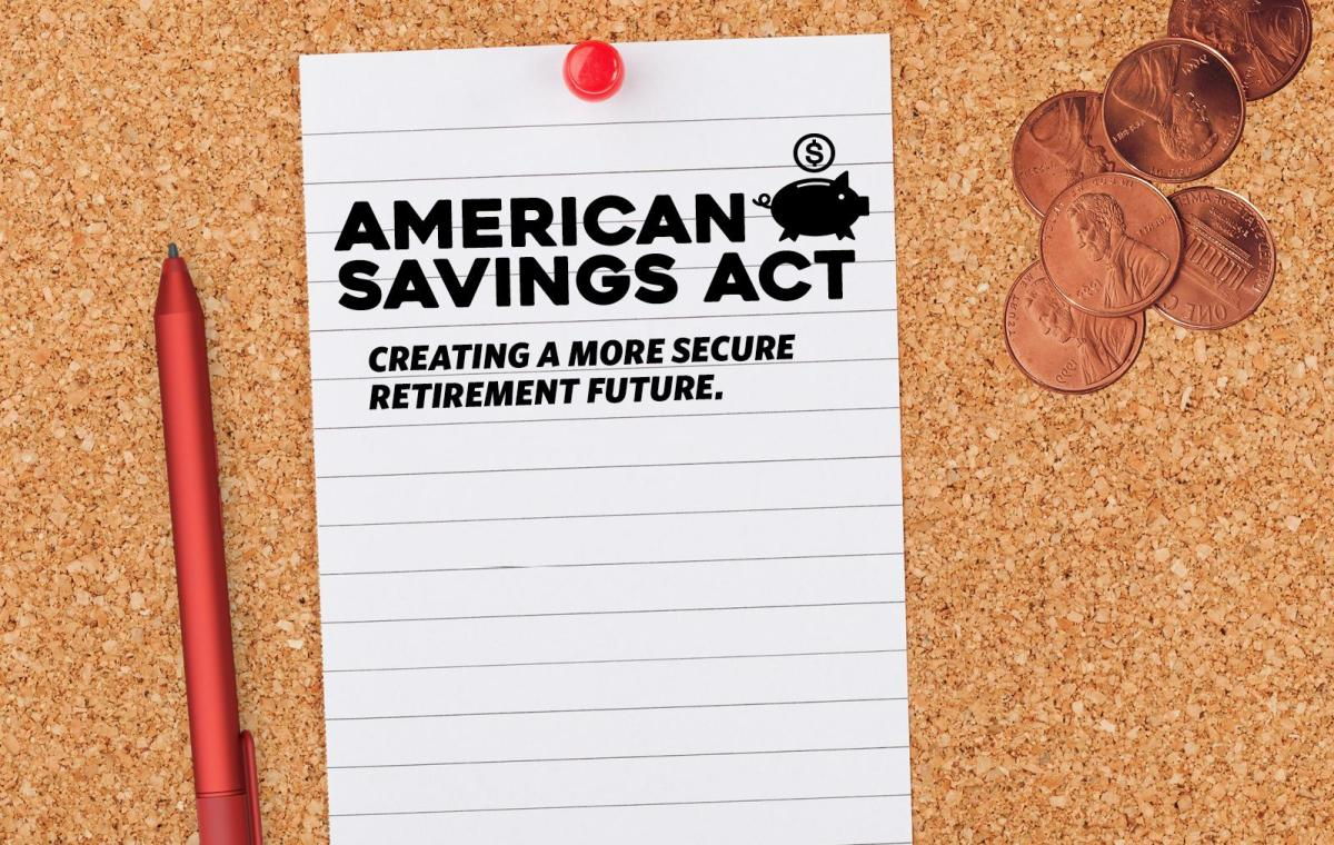 American Savings Act
