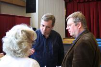 Photos From Senator Merkley's Trip Home to Oregon