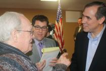 Senator Merkley's Town Hall Meetings in the Portland Metro Area and the Willamette Valley