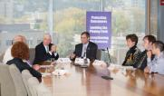 Senators Merkley and Dodd Hold Consumer Protections Roundtable